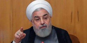 Ruhani'den ABD'ye sert sözler