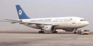 Afganistan'da uçak düştü