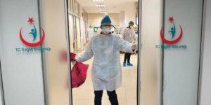 Aksaray'da 9'u Çinli, 12 kişi koronavirüs şüphesiyle hastaneye kaldırıldı