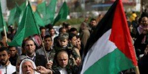 Filistin Halkı Sokaklara Döküldü