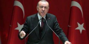 Erdoğan: Filistin'i yok eden planı asla tanımıyoruz