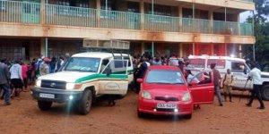 Okul çıkışında yaşanan izdihamda 14 öğrenci hayatını kaybetti