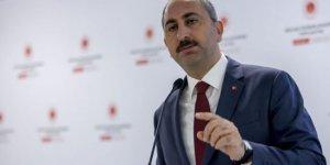 Adalat Bakanı Gül'den af açıklaması