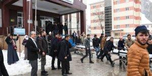 Bahçesaray Belediye Başkanı: 25 kişi yaralı olarak Van'a ulaştırıldı