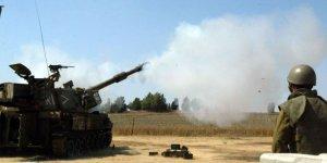 İşgalci İsrail'den Gazze'ye tank atışı
