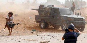 ABD: Libya'da Taraflar büyük askeri operasyonlara hazırlanıyor