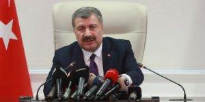 Sağlık bakanı: Koronavirüs tespitinde yerli kitin kullanımına başlandı