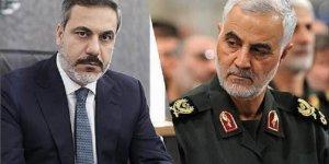 Hizbullah: Kasım Süleymani, Hakan Fidan'la bağlantı içindeydi
