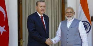 Hindistan'dan Erdoğan'a Keşmir tepkisi