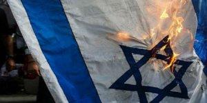 Bahrey'den İsrail Sevgisi, Bayarak yakan genç ceza aldı