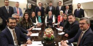 Erdoğan: Darbe durumu olursa, herkes sokağa dökülür