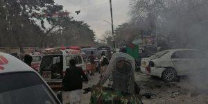 Pakistan'da protesto gösterisinde patlama: 7 ölü, 21 yaralı