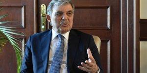 Abdullah Gül'den Kürt meselesi açıklaması
