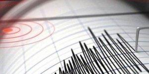 Van ve Elazığ'da peş peşe deprem