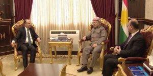 Barzani Osman Baydemir'le görüştü