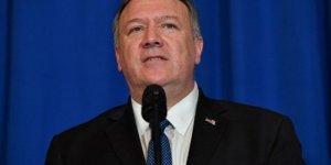 Pompeo:İran'la her zaman konuşmaya hazırız ancak...