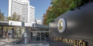 Türkiye'den Almanya'daki ırkçı terör saldırısına tepki