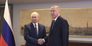 Putin ile Erdoğan, İdlib'i konuştu