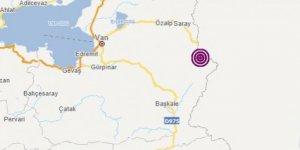 Türkiye İran Sınırında Şiddetli Deprem