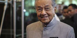 Mahathir Muhammed'i 'geçici başbakan' olarak görevlendirildi