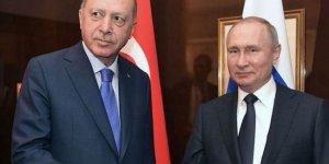 Putin: Suriye meselesini Erdoğan ile Moskova'da konuşacağız