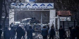 Yunanistan sınırda güvenliği en yüksek seviyeye çıkardı