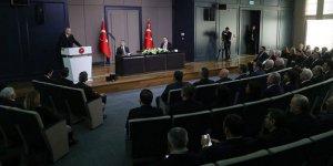 Erdoğan: Kapılar açılmıştır, bu yükten nasibinizi alacaksınız