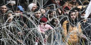 'Polis her şeyimi alıp beni Türkiye'ye geri bıraktı'