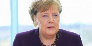 Merkel'den 'güvenli bölge' önerisi