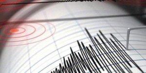 Türkiye-İran sınırında deprem