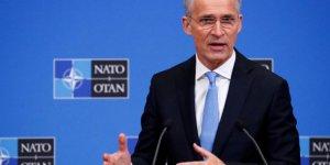 Stoltenberg: Suriye'deki soruna siyasi bir çözüm bulunmalı