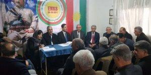 ENKS'den 'Kürt meselesi yoktur' diyen Esad'a yanıt