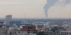 Hafter Sivillere Saldırıya devam ediyor