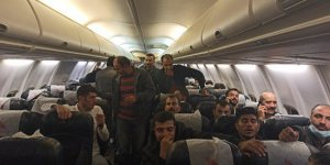 Irak ile Türkiye arasında yolcu uçağı krizi