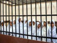 Cunta, 14 genç kıza 11'er yıl hapis cezası verdi