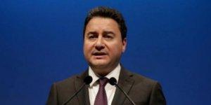 Babacan: Davutoğlu ile nihai hedefler ciddi bir ayrışmamız var