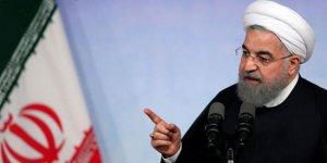 Ruhani'den dünyaya çağrı: ABD yaptırımlarına uymayın