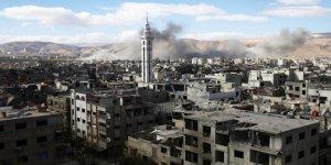 4 ülkeden ortak Suriye açıklaması