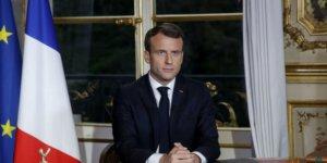 Macron: Savaştayız, paniğe kapılmayın güçlü olalım