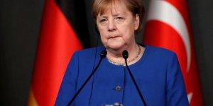 Merkel: Türkiye'ye yardımları artırmaya hazırız
