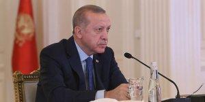 Erdoğan: Süreci sabır ve dua ile aşacağımıza inanıyorum