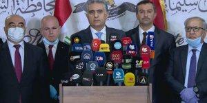 Kürdistan Bölgesi'nde sokağa çıkma yasağı 5 gün uzatıldı!