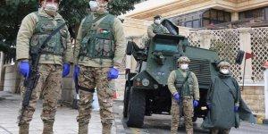 Ürdün'de siren sesleri: Sokağa çıkma yasağı başladı
