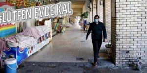 Irak'ta sokağa çıkma yasağı 1 hafta uzatıldı