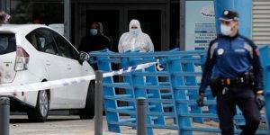 İspanya'da bir günde 655 kişi hayatını kaybetti