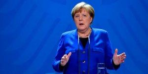 Merkel koronavirüs önlemlerinin hafifletilmesini reddetti