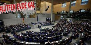Alman Meclisi: Bu ortamda yaptırımlar kabul edilemez
