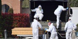 İtalya'da koronavirüsten ölenlerin sayısı 756 artarak 10 bin 779'a yükseldi