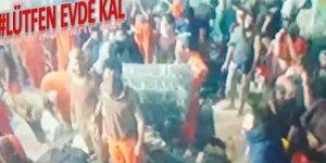 IŞİD'li mahkumlar Haseke'deki cezaevinden kaçtı