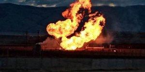 İran-Türkiye boru hattında patlama